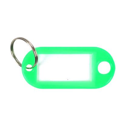 Nyckelbricka grön